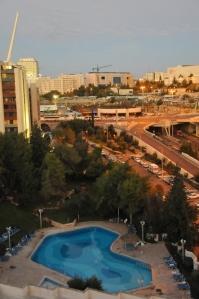 View from Ramada - Jerusalem