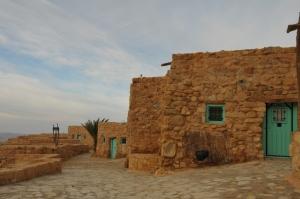 Hotel at Petra